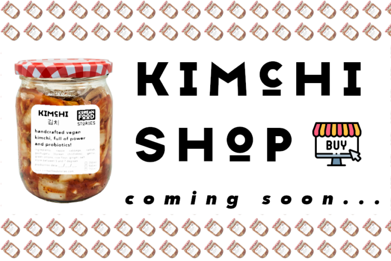 Korean Food Stories Kimchi Shop