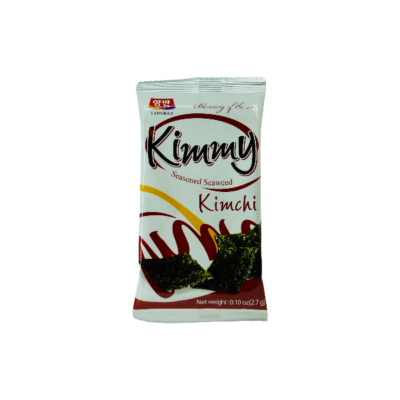 Kimmy Seaweed Snack